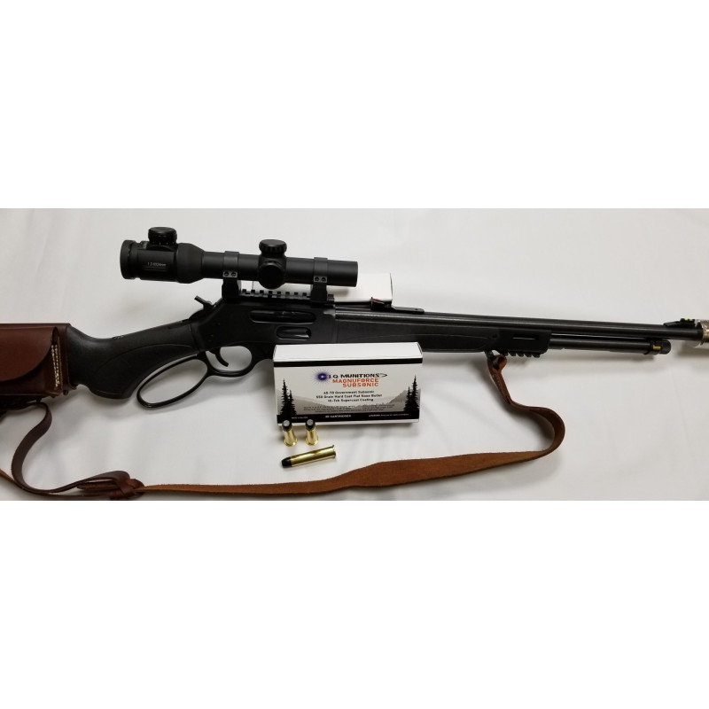 Henry X Model 45-70 Lever Action